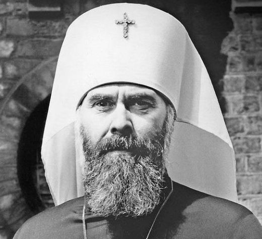 Памяти митрополита Антония